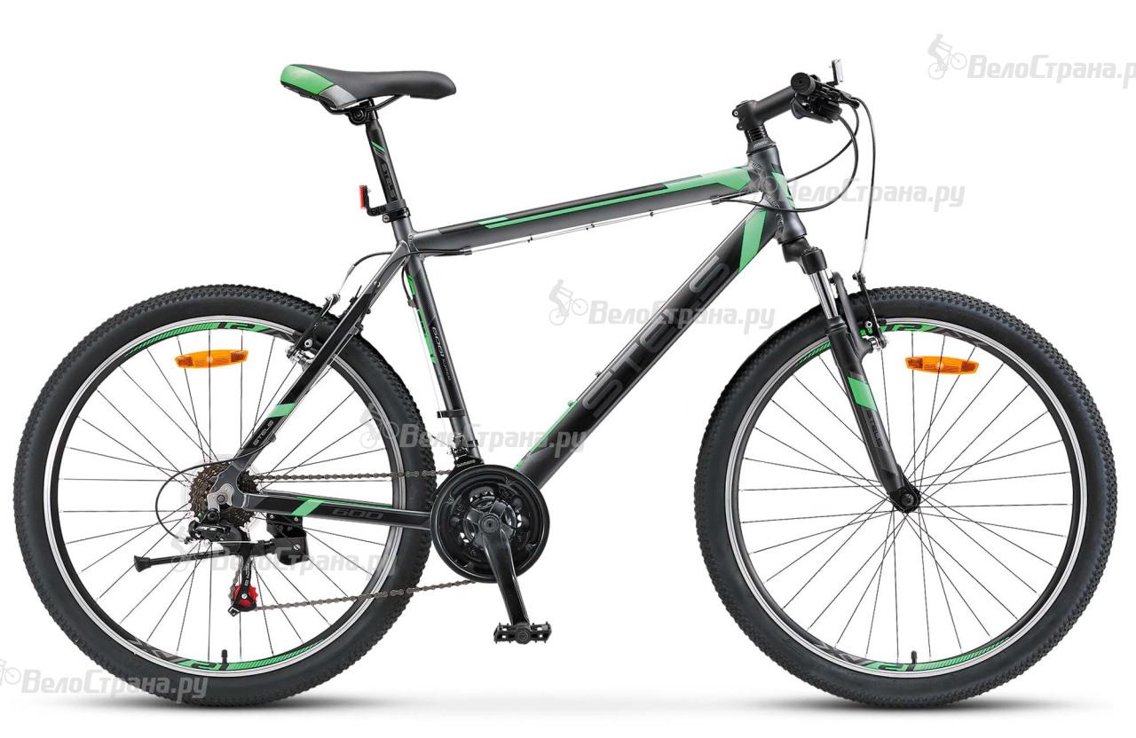 Велосипед Stels Navigator 600 V 26 (2017) велосипед stels navigator 530 v 2017