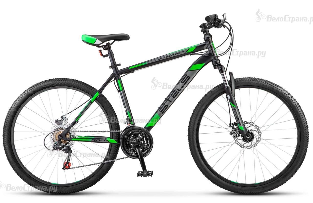 Велосипед Stels Navigator 500 MD 26 (2017) stels adrenalin md 26 20 2015 black blue