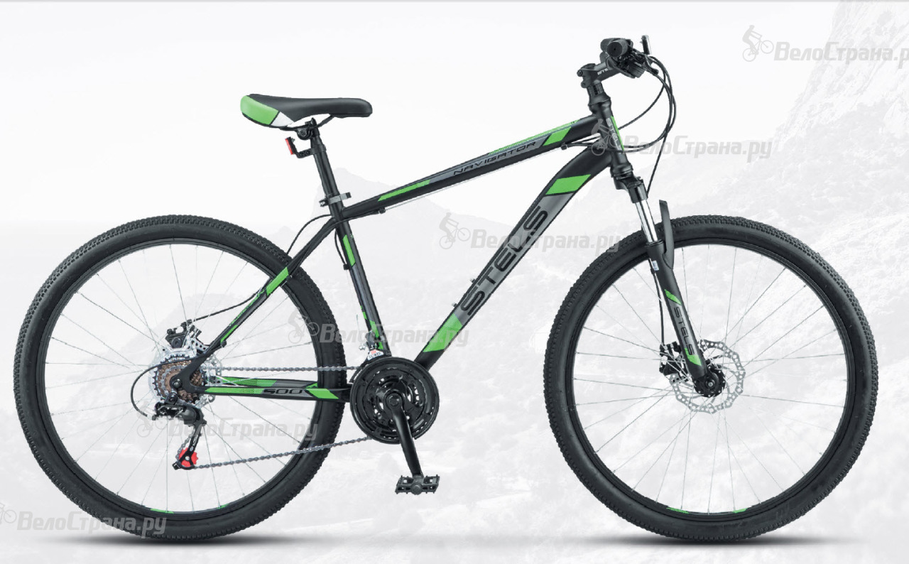 Велосипед Stels Navigator 500 MD 27.5 (2017) велосипед stels navigator 850 md 2016