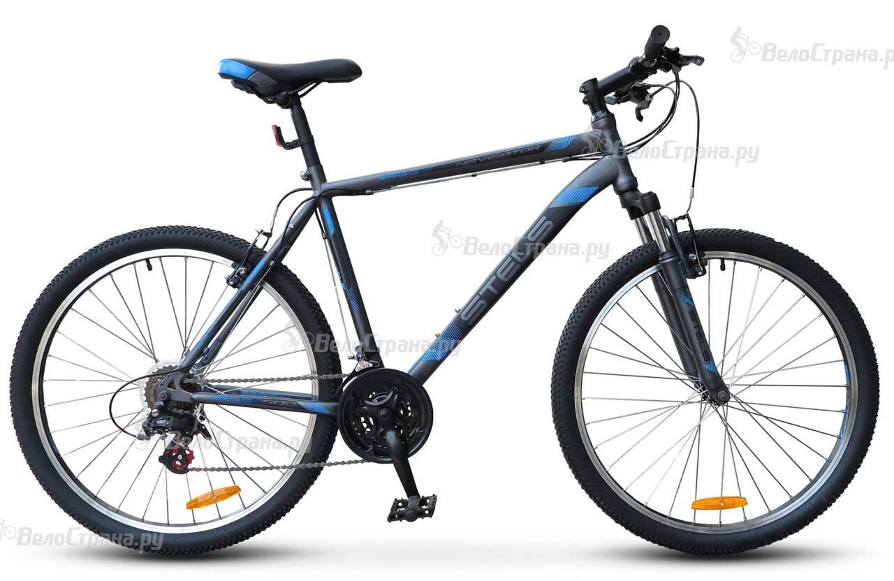 Велосипед Stels Navigator 500 V 26 (2017) велосипед stels navigator 250 2016