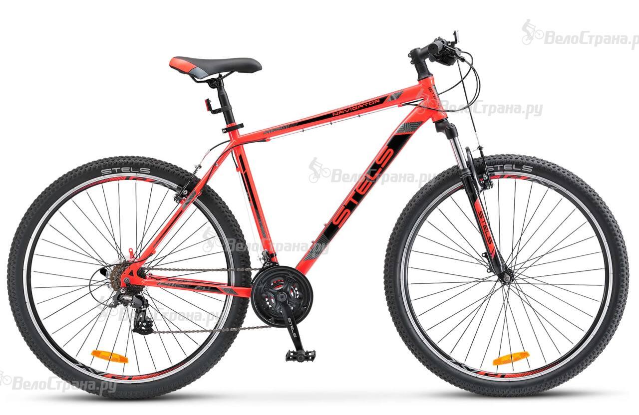 Велосипед Stels Navigator 500 V 29 (2017) велосипед stels navigator 530 v 2017