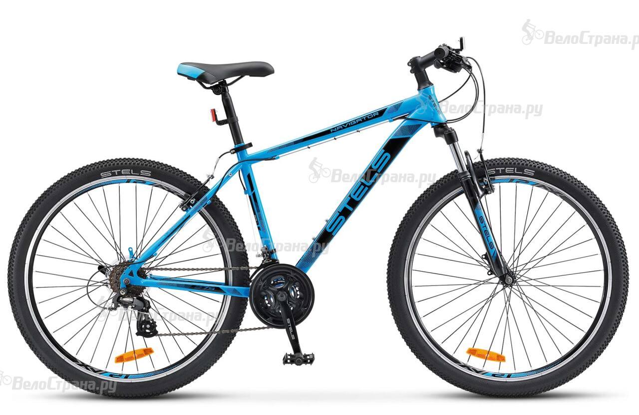 Велосипед Stels Navigator 500 V 27.5 (2017) велосипед stels navigator 470 v 2016