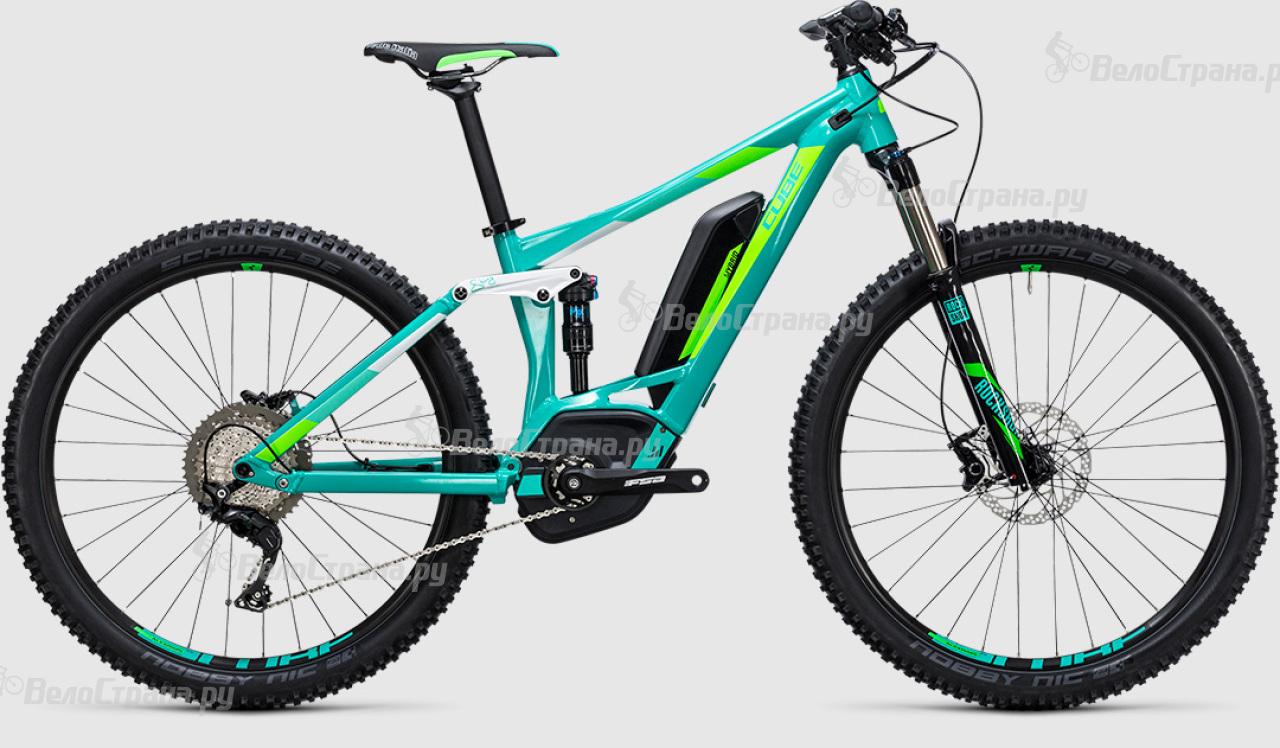Велосипед Cube Sting WLS Hybrid 120 SL 500 27.5 (2017) стинг sting mercury falling