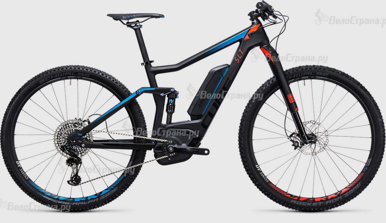 Велосипед Cube Stereo Hybrid 120 C:62 SLT 500 29 (2017)