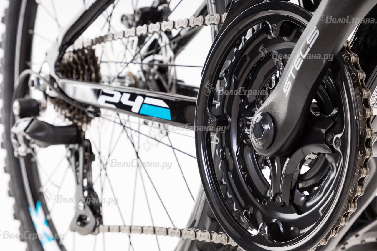 2581e24067aa Подростковый велосипед Stels Navigator 460 MD 24 (2017), цена ...
