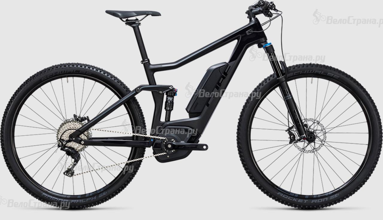 Велосипед Cube Stereo Hybrid 120 C:62 SL 500 29 (2017) велосипед cube analog 29 2016
