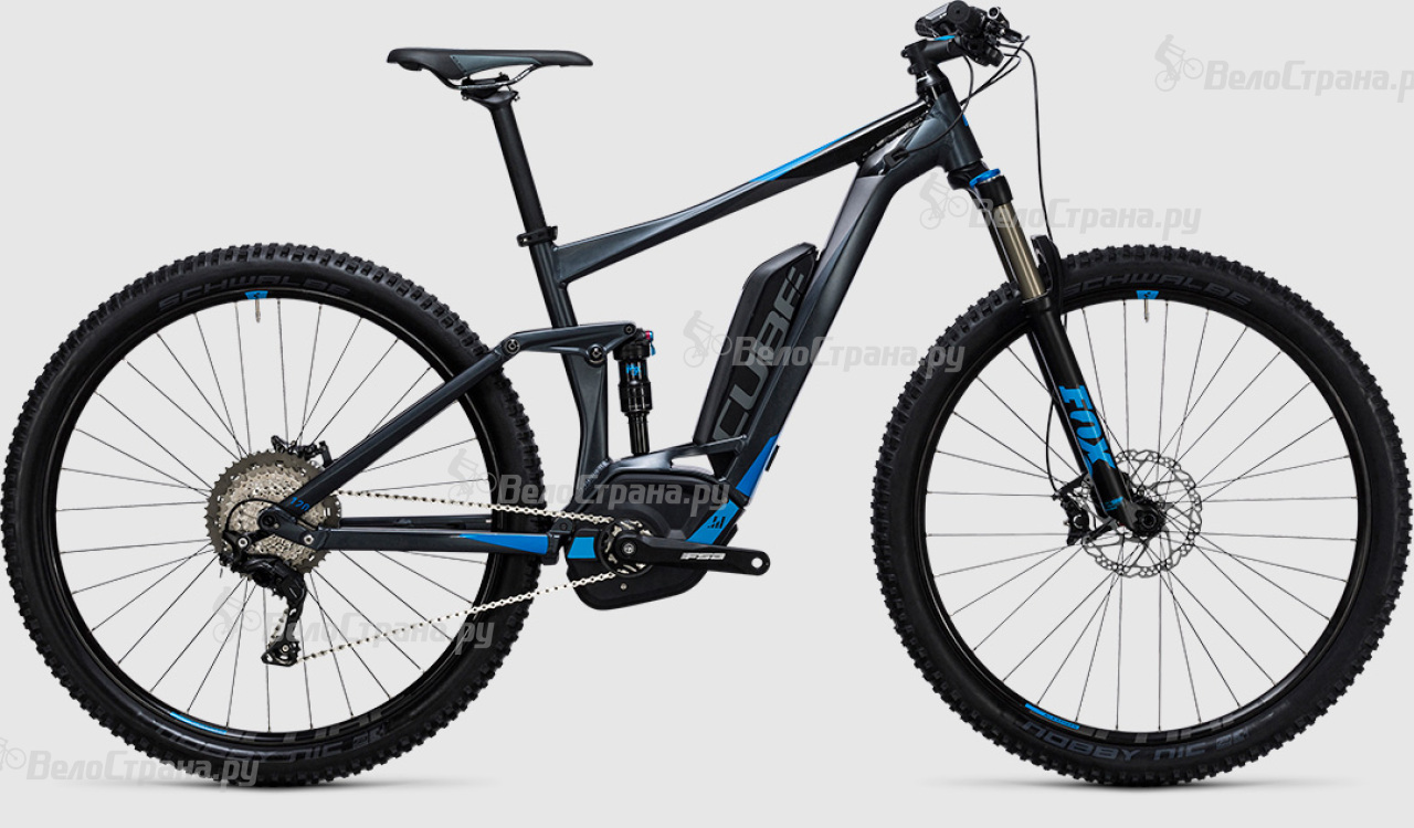 Велосипед Cube Stereo Hybrid 120 HPA Race 500 27,5 (2017) велосипед cube stereo 160 hpa tm 27 5 2015
