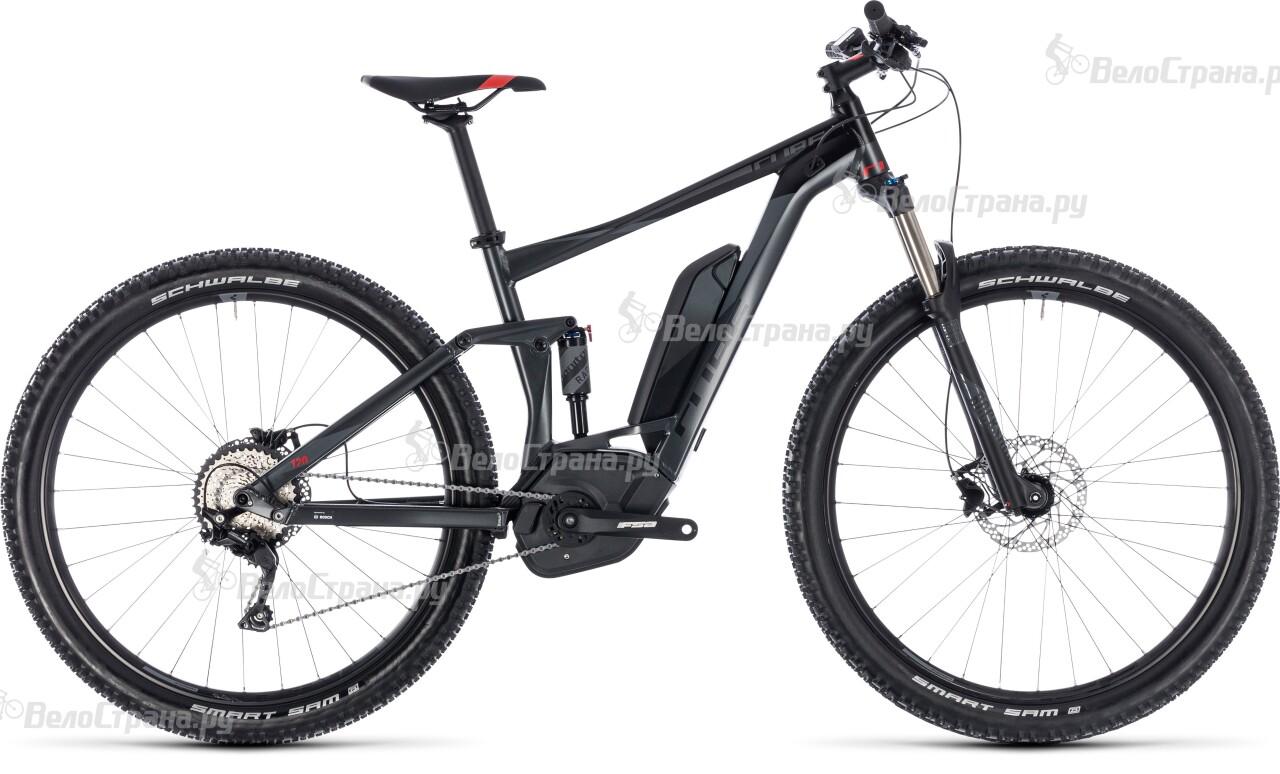 Велосипед Cube Stereo Hybrid 120 ONE 500 29 (2017)