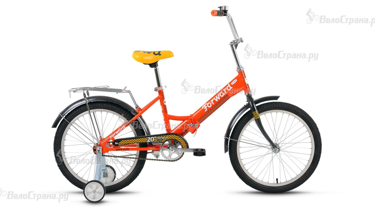 Велосипед Forward Timba boy (2016)
