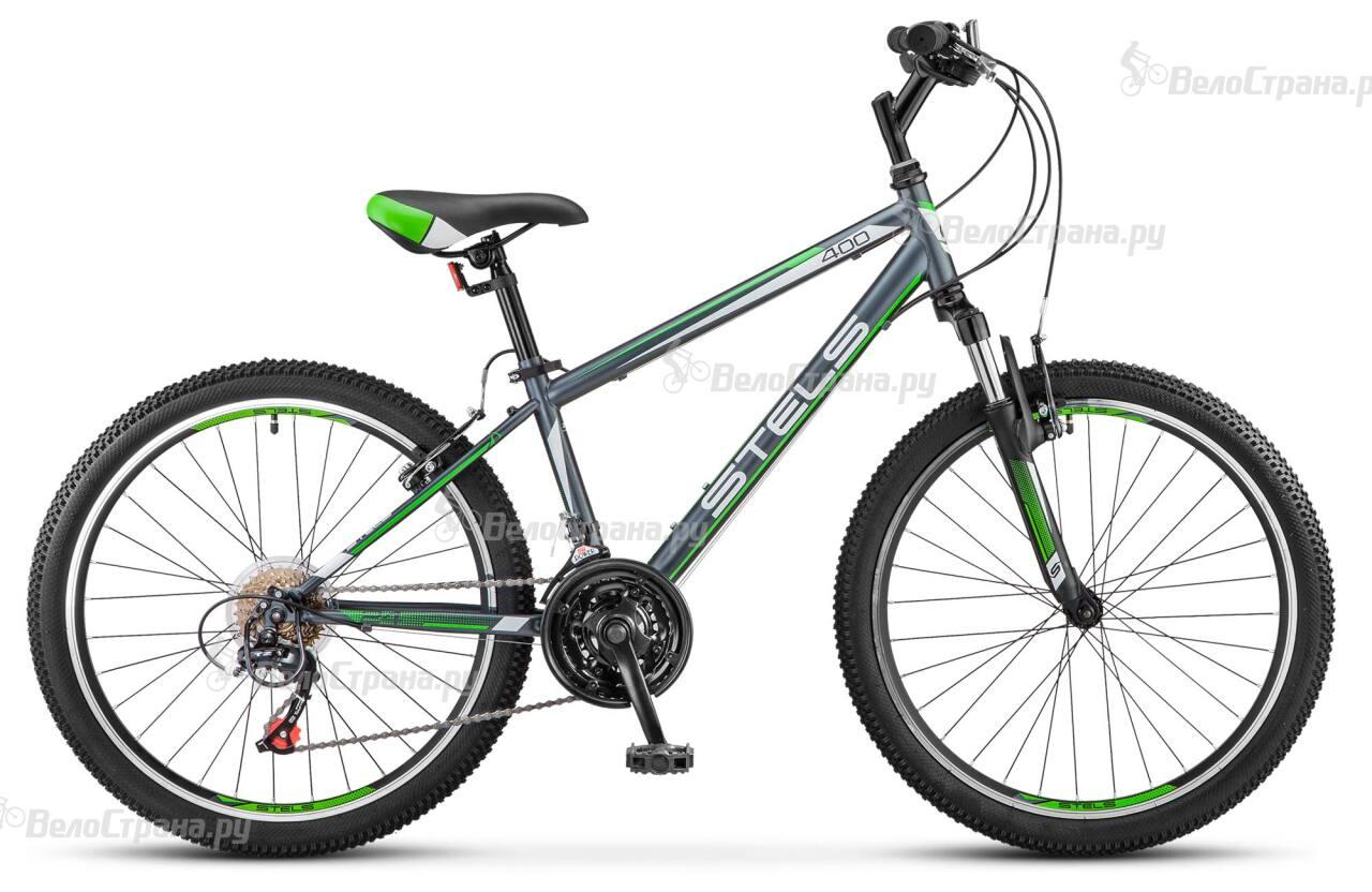 Велосипед Stels Navigator 400 V 24 (2017) велосипед stels navigator 400 v 2015