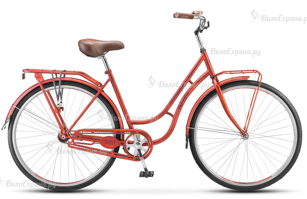Велосипед Stels Navigator 320 28 (2017) велосипед stels navigator 320 lady 19 5 2017 grey