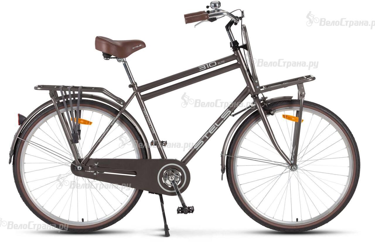 Велосипед Stels Navigator 310 Gent 28 (2017) велосипед stels navigator 310 lady 28 2017