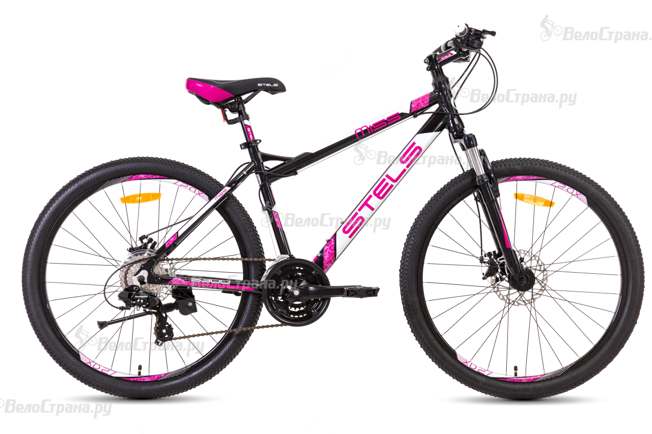 Велосипед Stels Miss 5300 MD 26 (2017) stels adrenalin md 26 20 2015 black blue