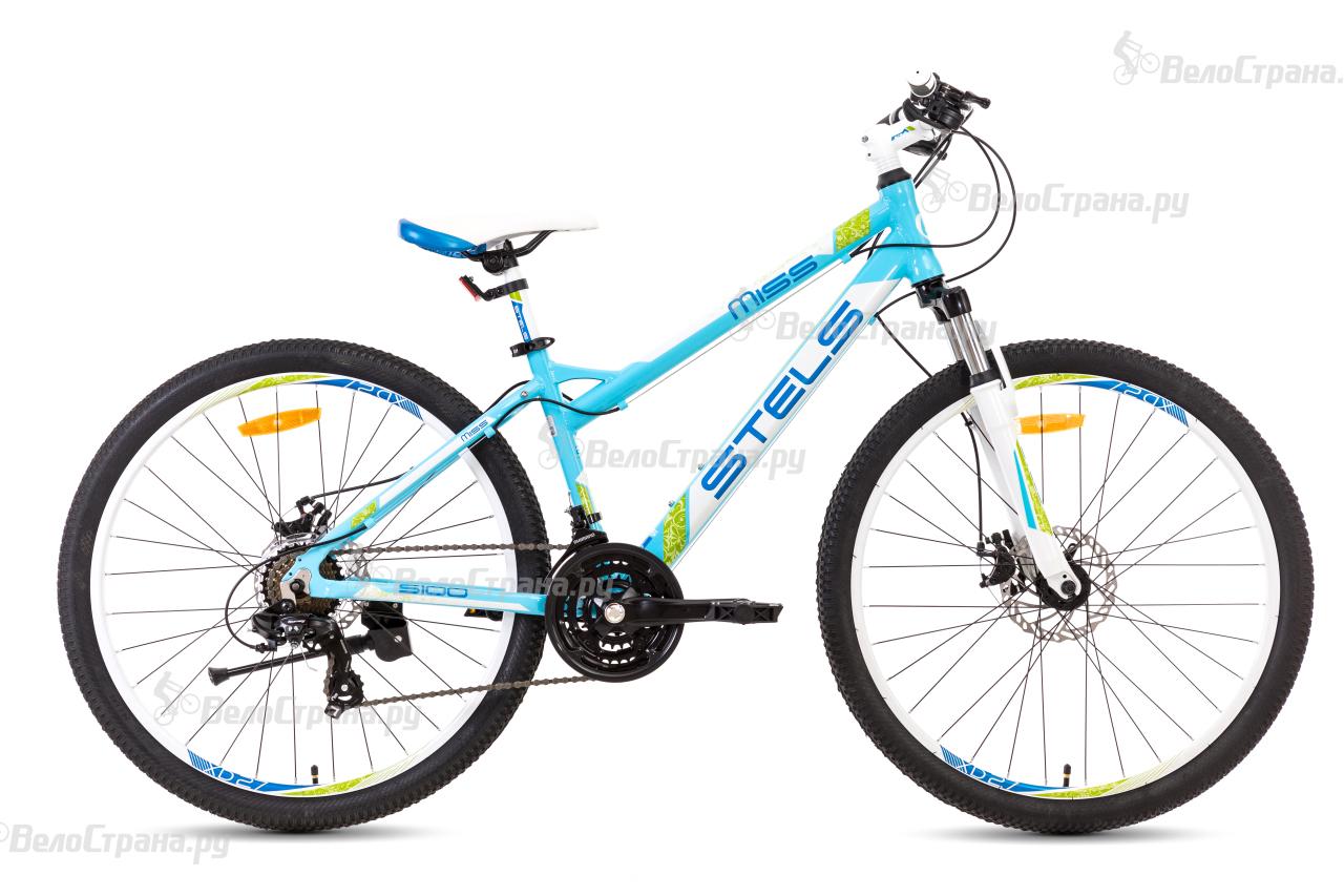 Велосипед Stels Miss 5100 MD 26 (2017) велосипед stels miss 7300 md 2015
