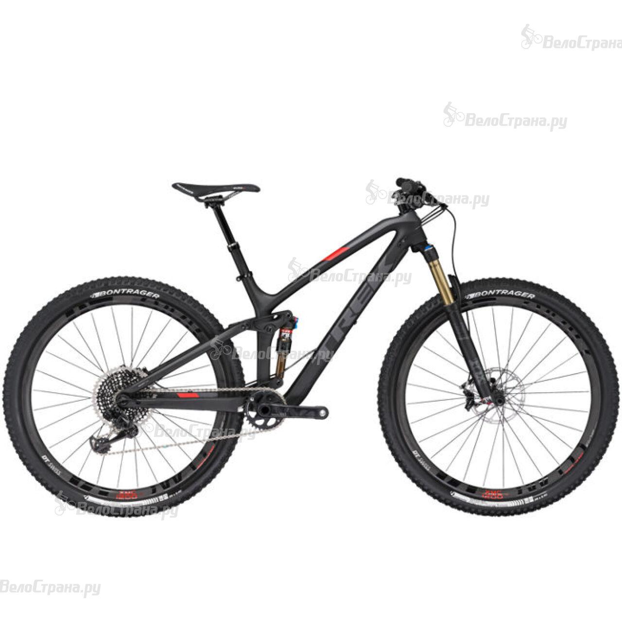 Велосипед Trek Fuel EX 9.9 29 (2017) велосипед trek fuel ex 9 29 2017