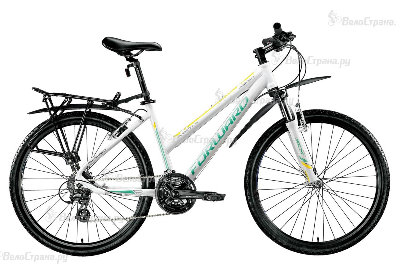 Велосипед Forward Canberra 1.0 (2016) велосипед forward terra 1 0 2016 18 navy white