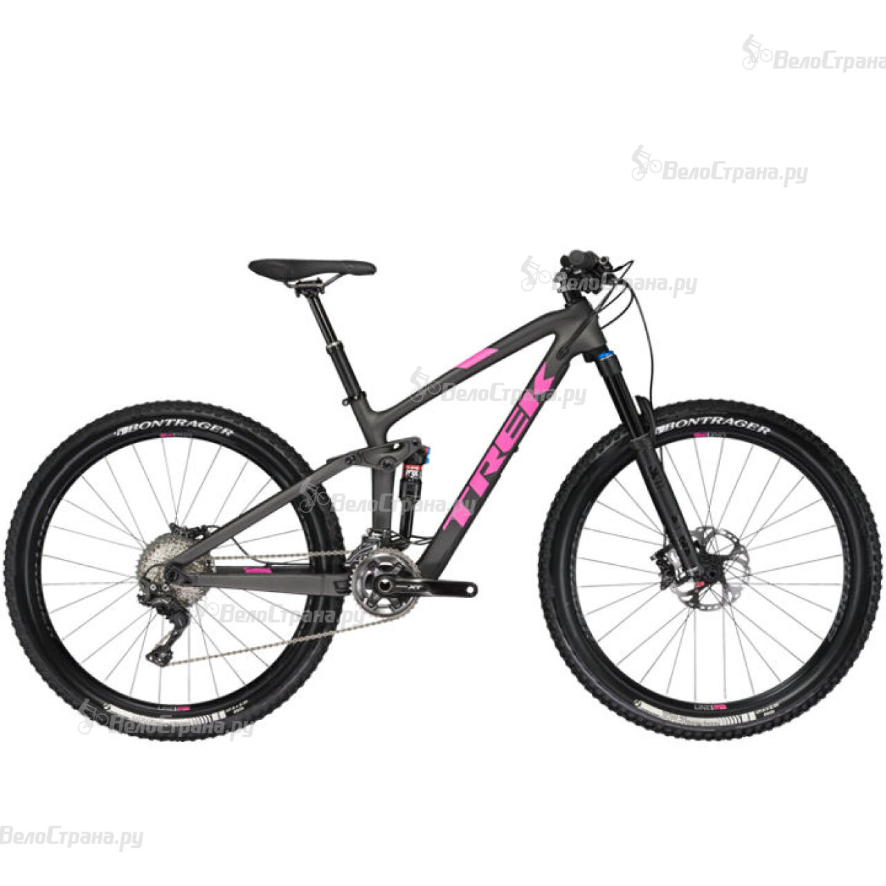 Велосипед Trek Fuel EX 9.8 WSD (2017)