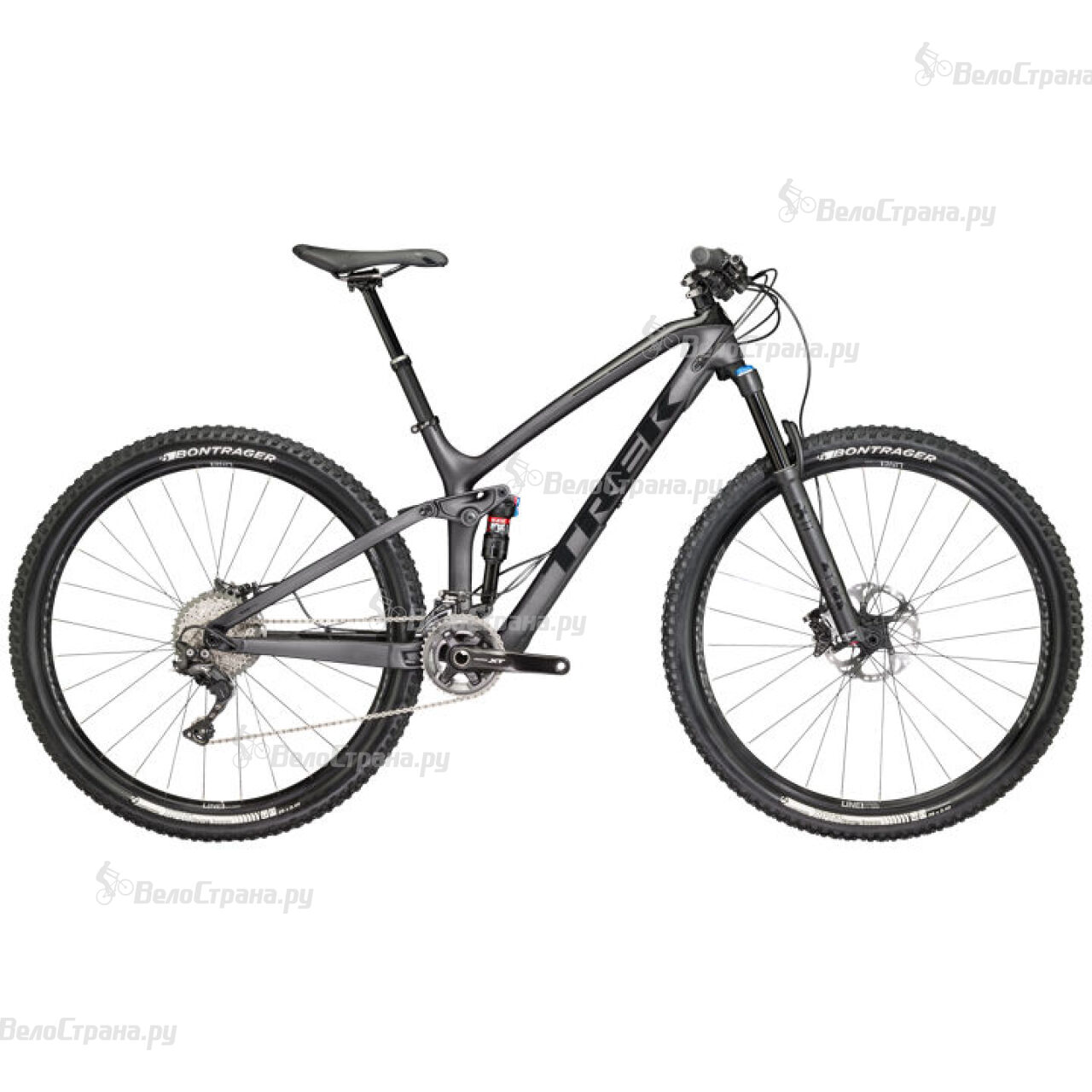 Велосипед Trek Fuel EX 9.8 29 (2017) велосипед trek fuel ex 9 29 2017