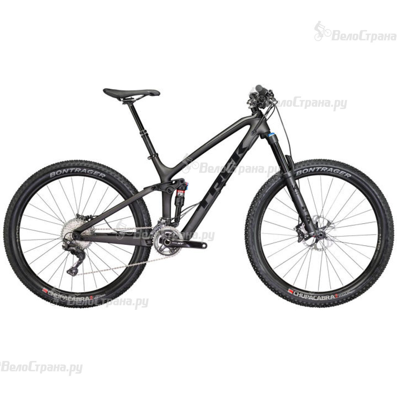 Велосипед Trek Fuel EX 9.8 27.5 PLUS (2017)
