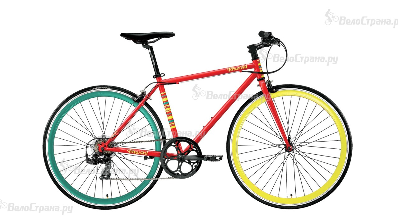 Велосипед Forward Indie 2.0 (2016) велосипед forward valencia 2 0 2016