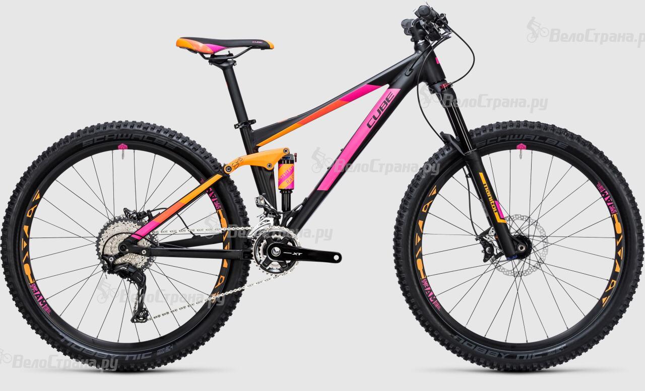 Велосипед Cube Sting WLS 120 Pro 2x 27.5 (2017) велосипед cube sting wls 140 sl 27 5 2015