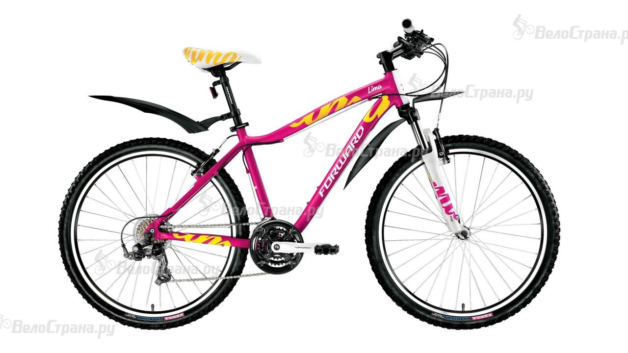 Велосипед Forward Lima 1.0 (2016) велосипед forward terra 1 0 2016 18 navy white