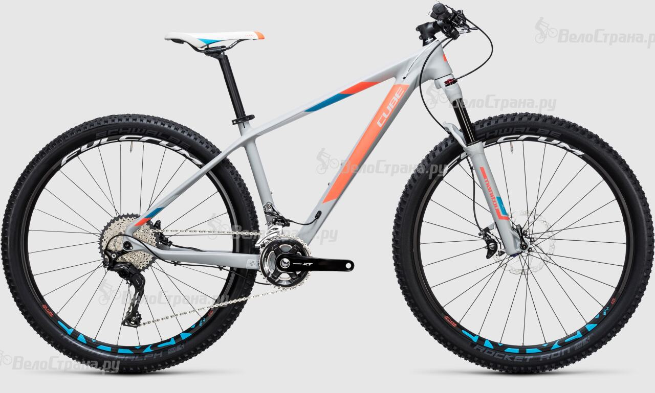 Велосипед Cube Access WLS GTC SL 2x 29 (2017)