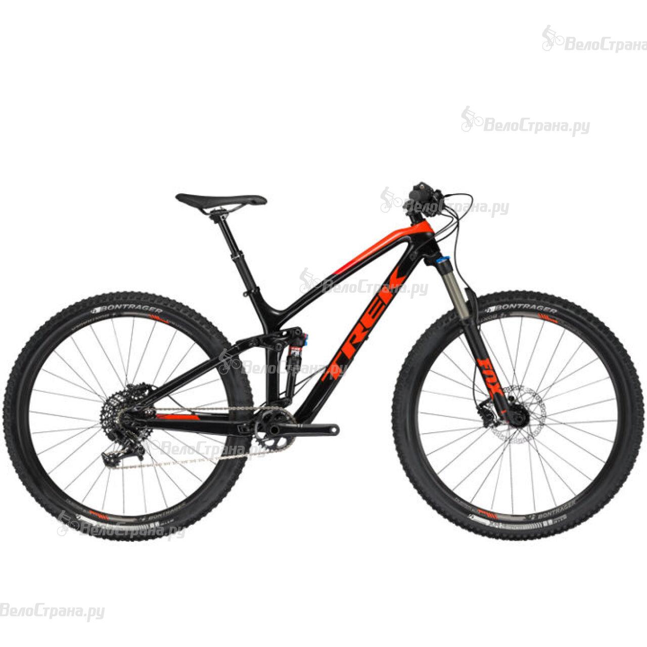 Велосипед Trek Fuel EX 9.7 29 (2017) велосипед trek fuel ex 9 29 2017