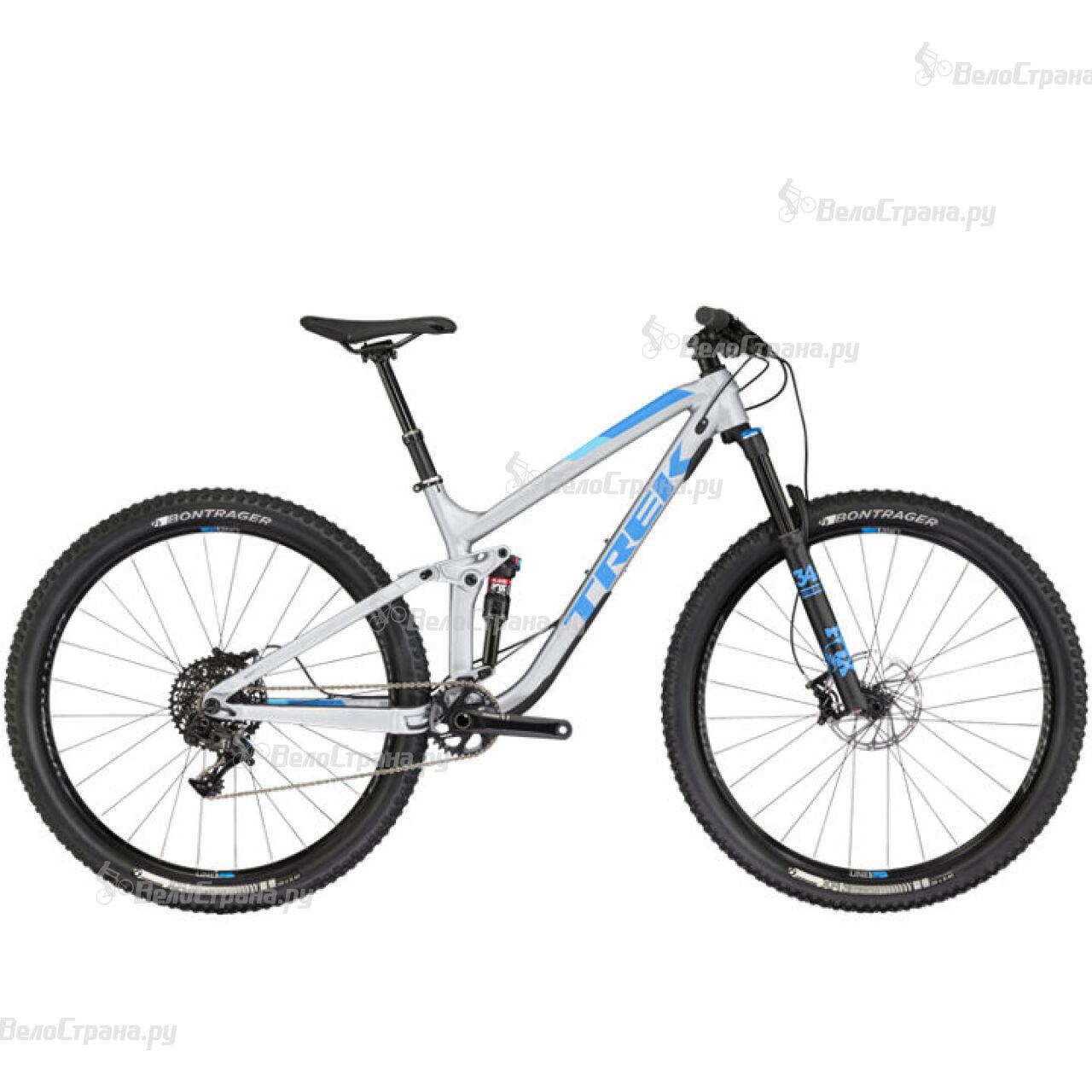 Велосипед Trek Fuel EX 9 29 (2017) велосипед trek fuel ex 9 29 2017