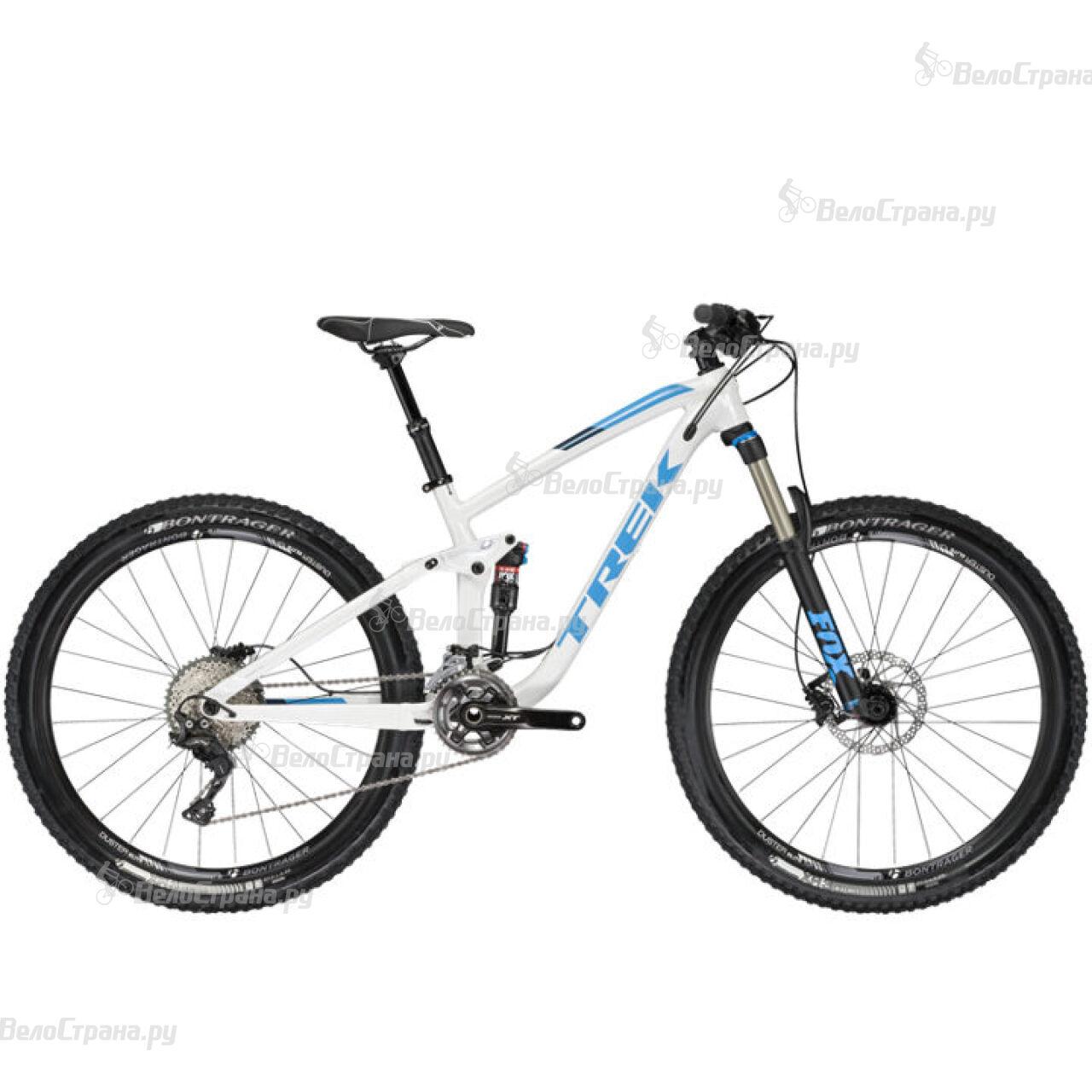 Велосипед Trek Fuel EX 8 WSD (2017) велосипед trek madone 3 1 wsd 2013