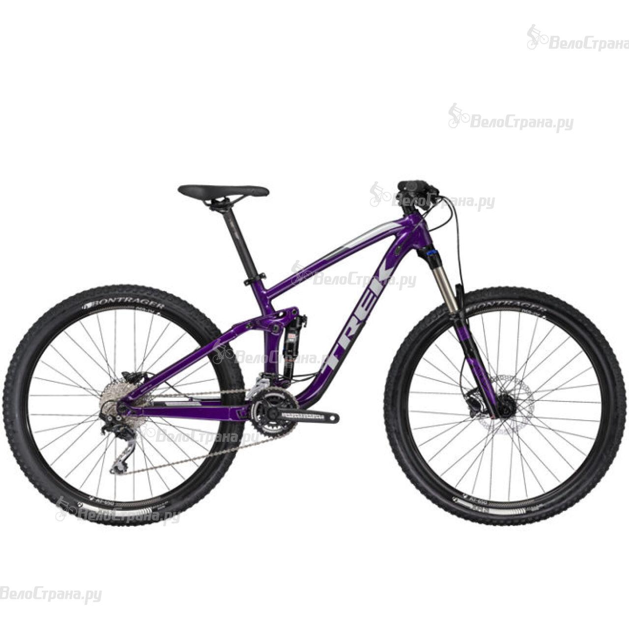 Велосипед Trek Fuel EX 5 WSD (2017)