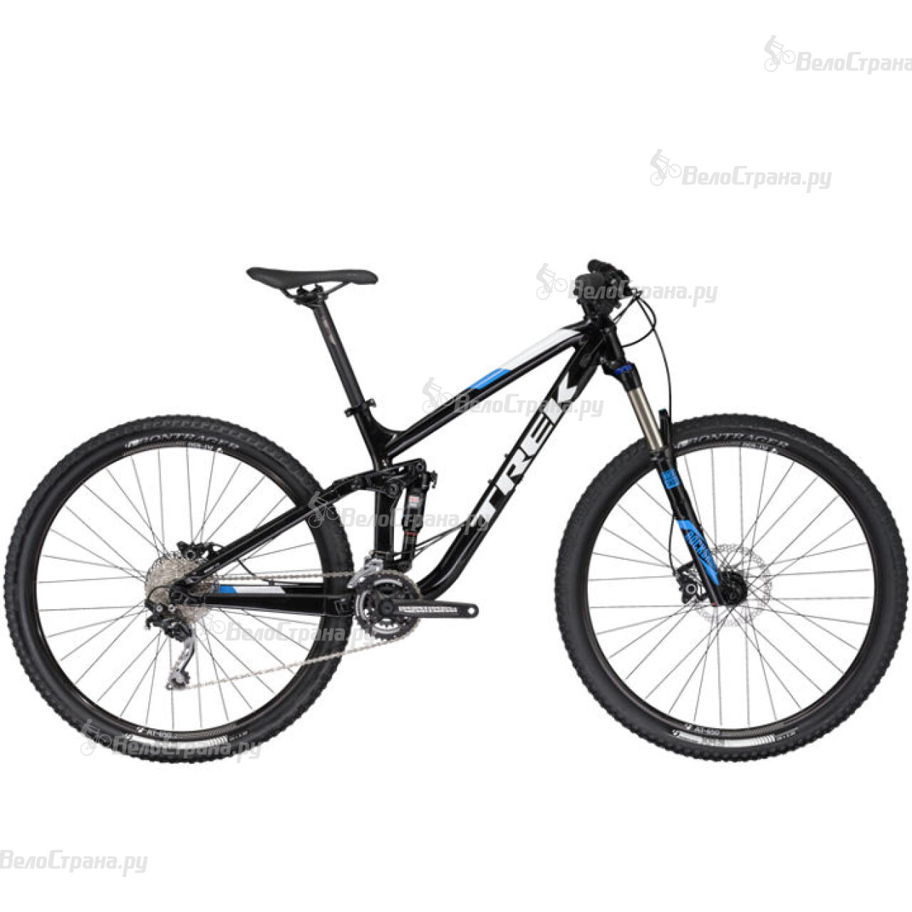 Велосипед Trek Fuel EX 5 29 (2017)