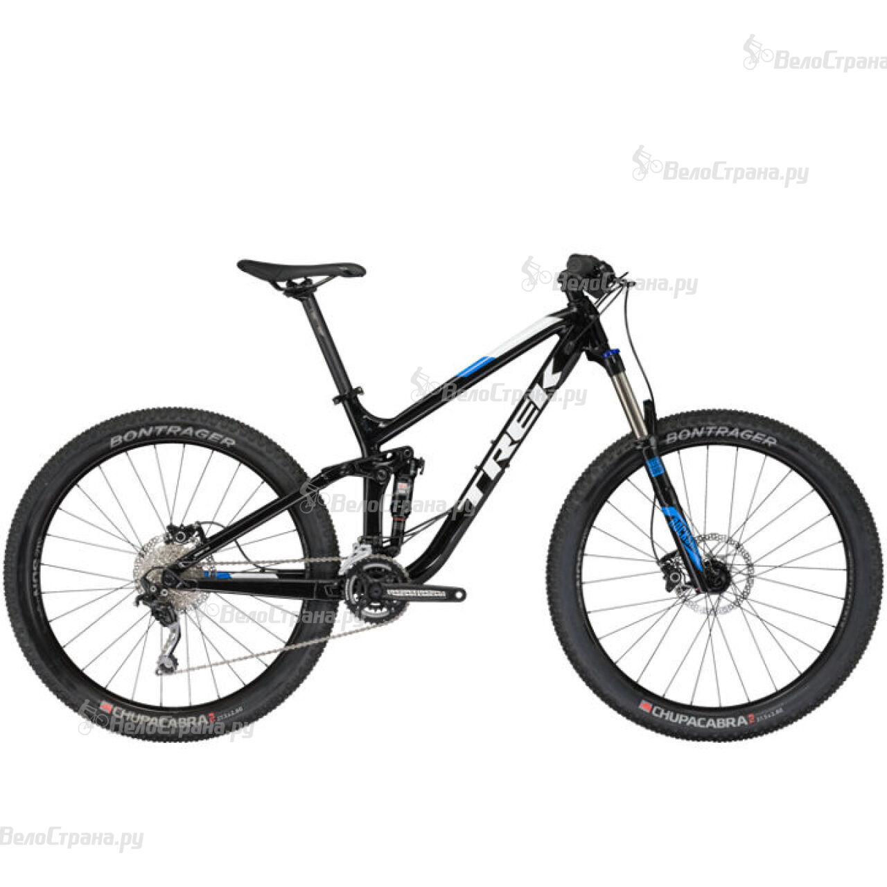 Велосипед Trek Fuel EX 5 27.5 PLUS (2017)