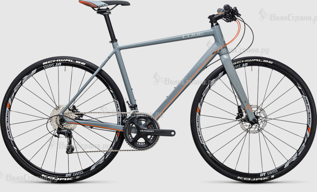 Велосипед Cube SL Road SL (2017)
