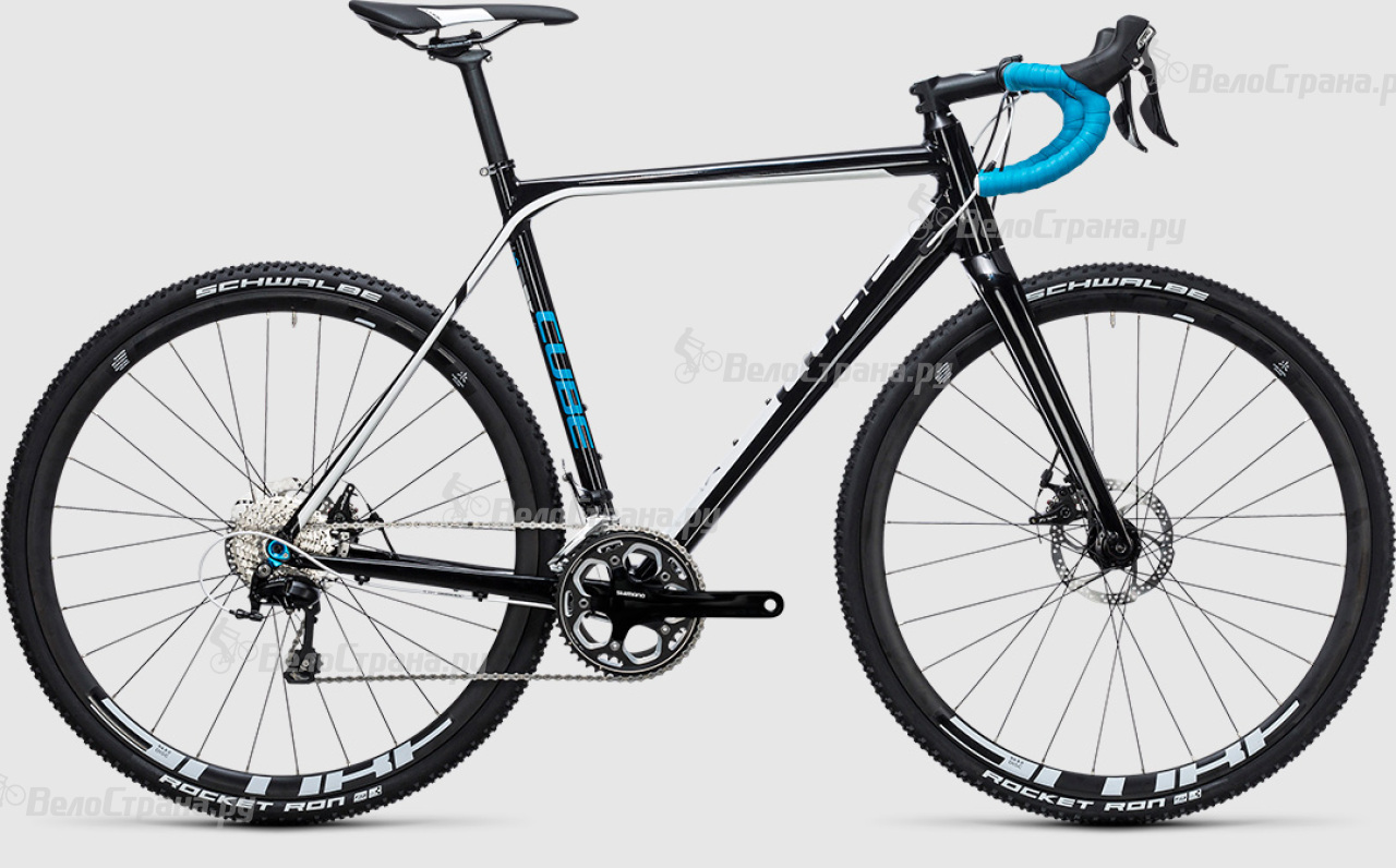 Велосипед Cube Cross Race (2017) cross cross 350105wg