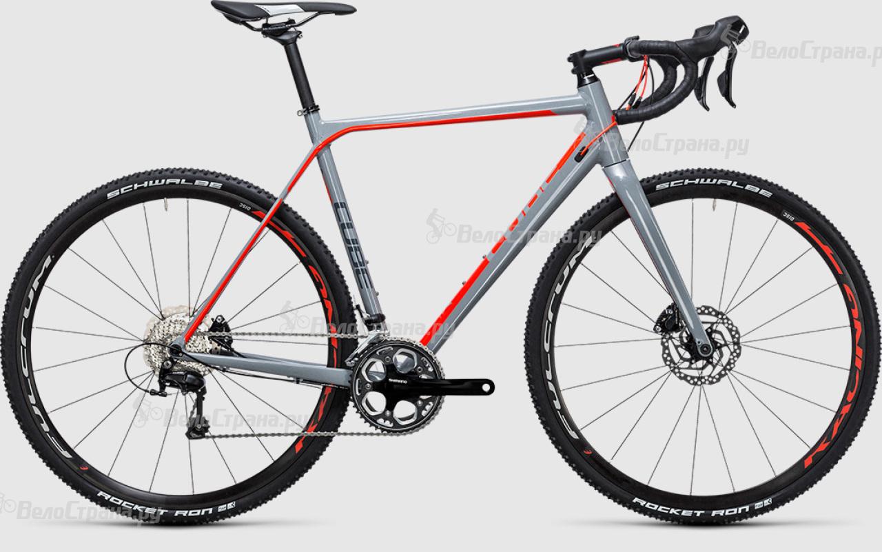 Велосипед Cube Cross Race Pro (2017) велосипед cube cross race slt 2017