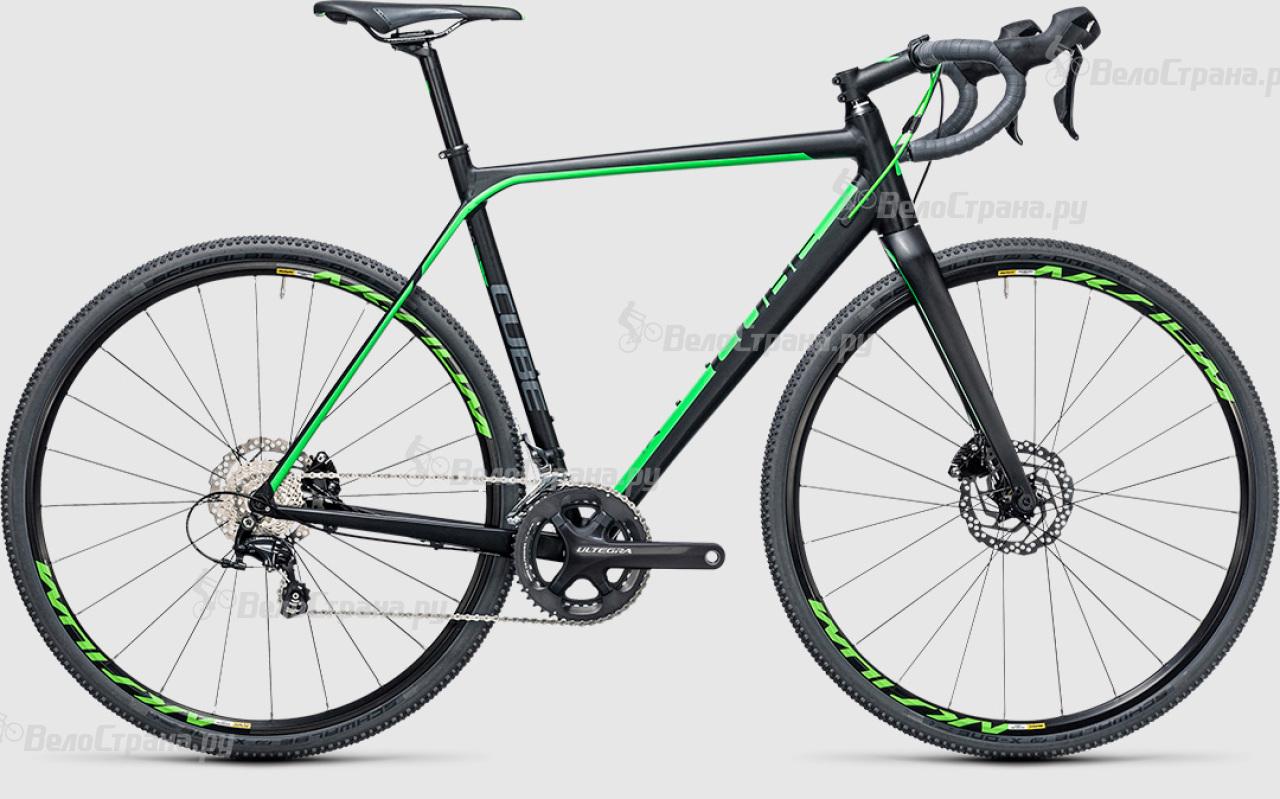 Велосипед Cube Cross Race SL (2017) cross cross ac249 2m