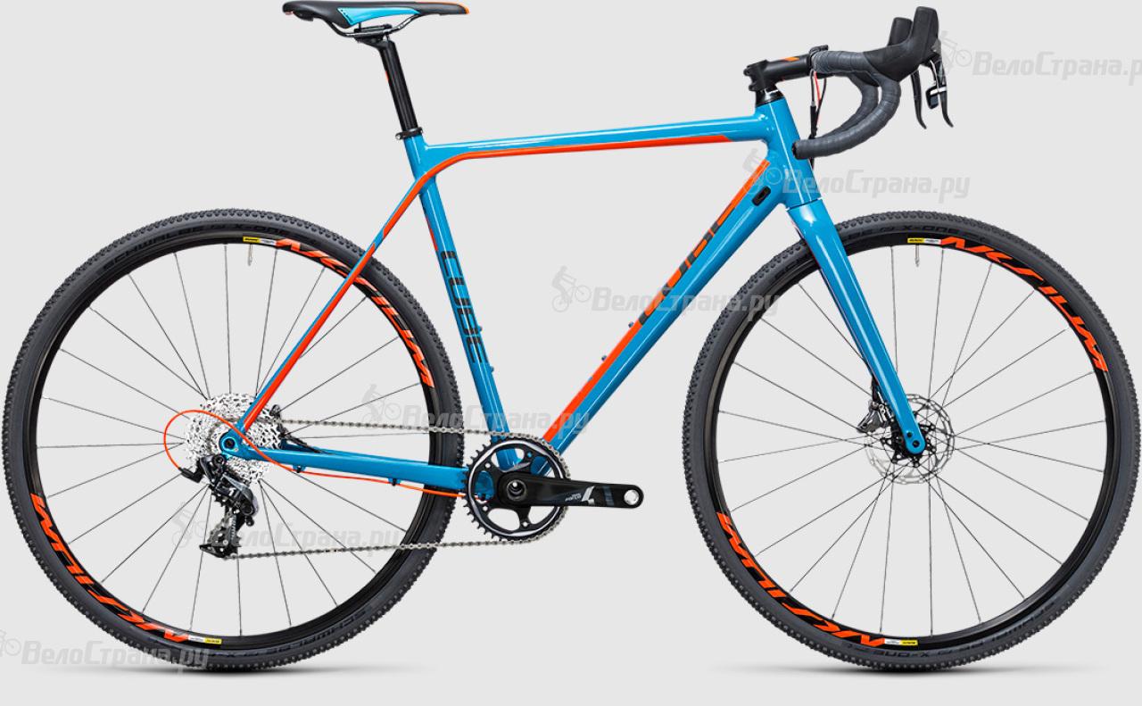 Велосипед Cube Cross Race SLT (2017) велосипед cube cross race slt 2017