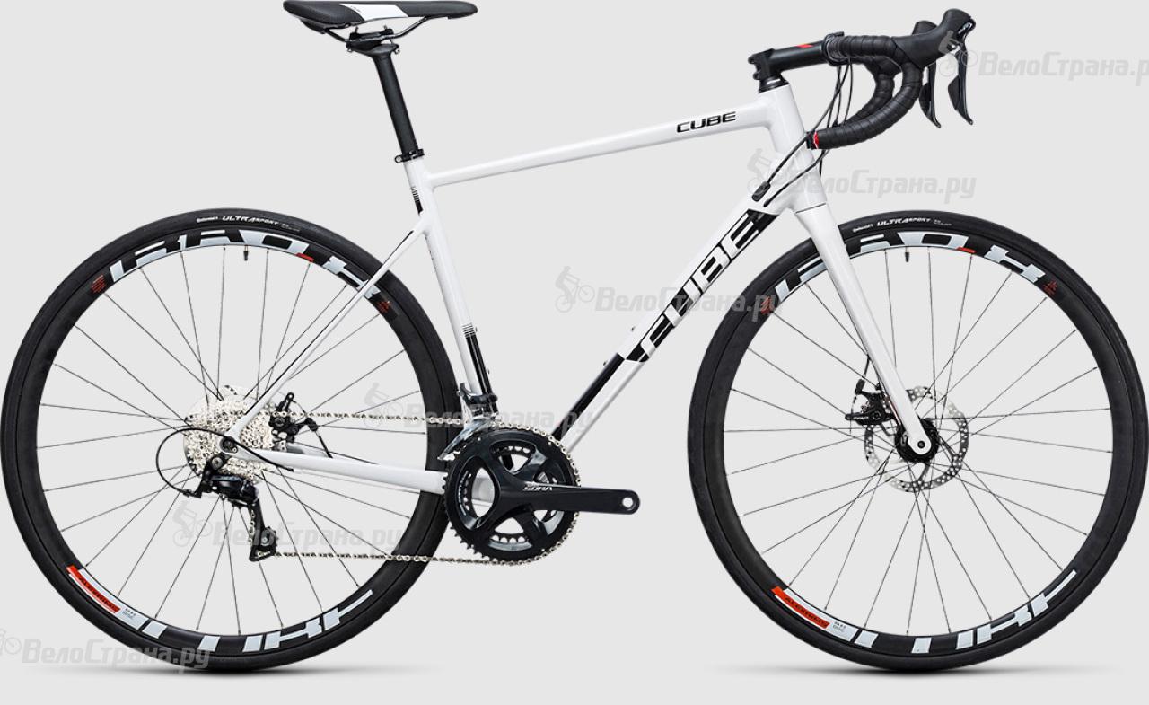 все цены на Велосипед Cube Attain Pro Disc (2017) онлайн