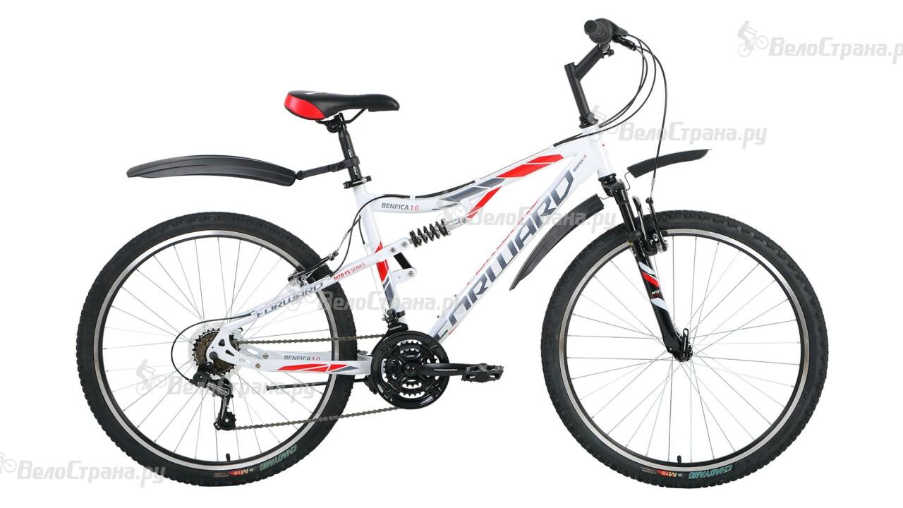 Велосипед Forward Benfica 1.0 (2016) велосипед forward valencia 2 0 2016