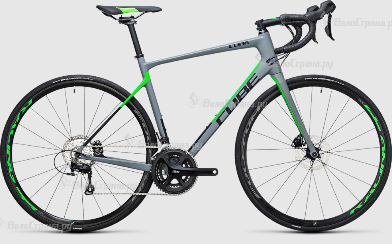 все цены на Велосипед Cube Attain GTC Pro Disc (2017) онлайн