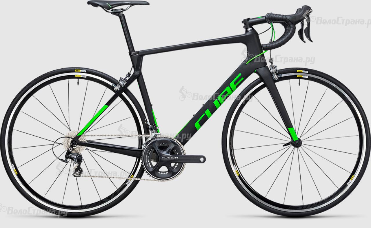 Велосипед Cube Agree C:62 Pro (2017) кий пирамида 2 pc rus pro 2008 rp8 5 черный cuetec 26 109 62 5