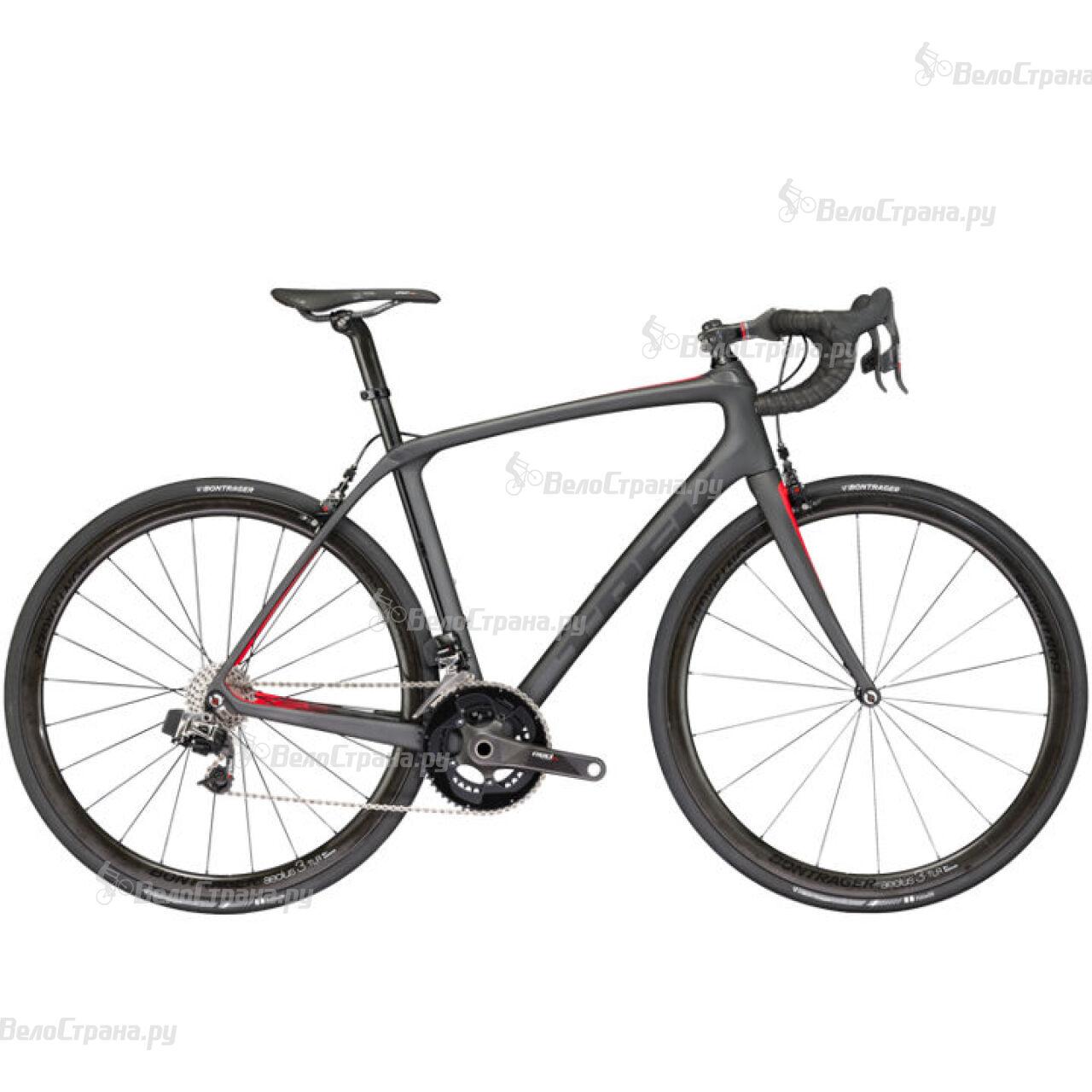 Велосипед Trek Domane SLR 9 eTap (2017)