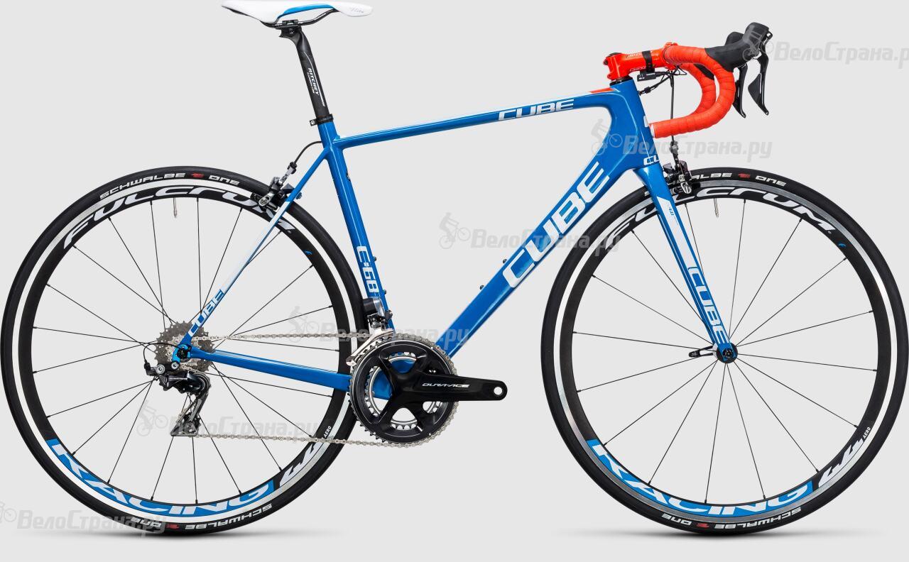 Велосипед Cube Litening C:68 SL (2017) велосипед cube litening c 68 race 2016