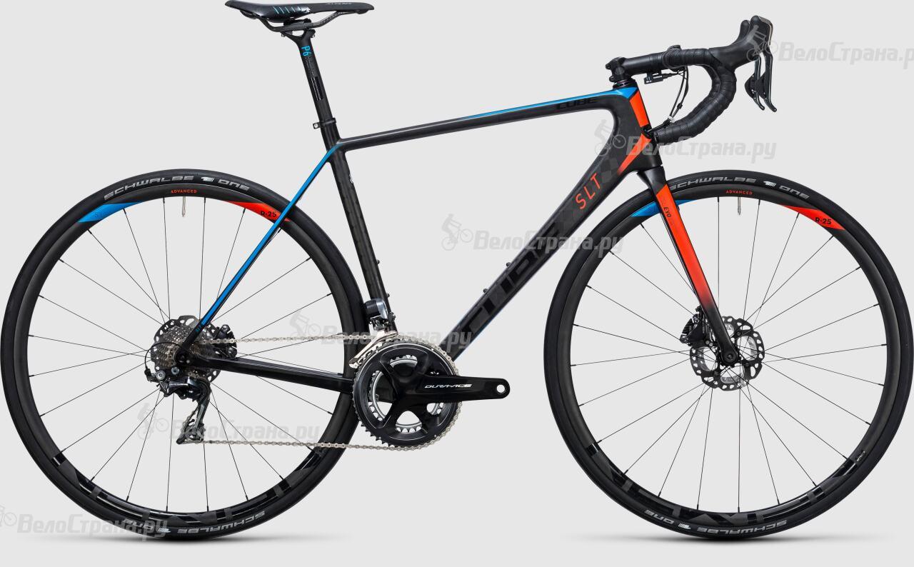 Велосипед Cube Litening C:68 SLT Disc (2017) палатка sol anchor 3 blue slt 031 06