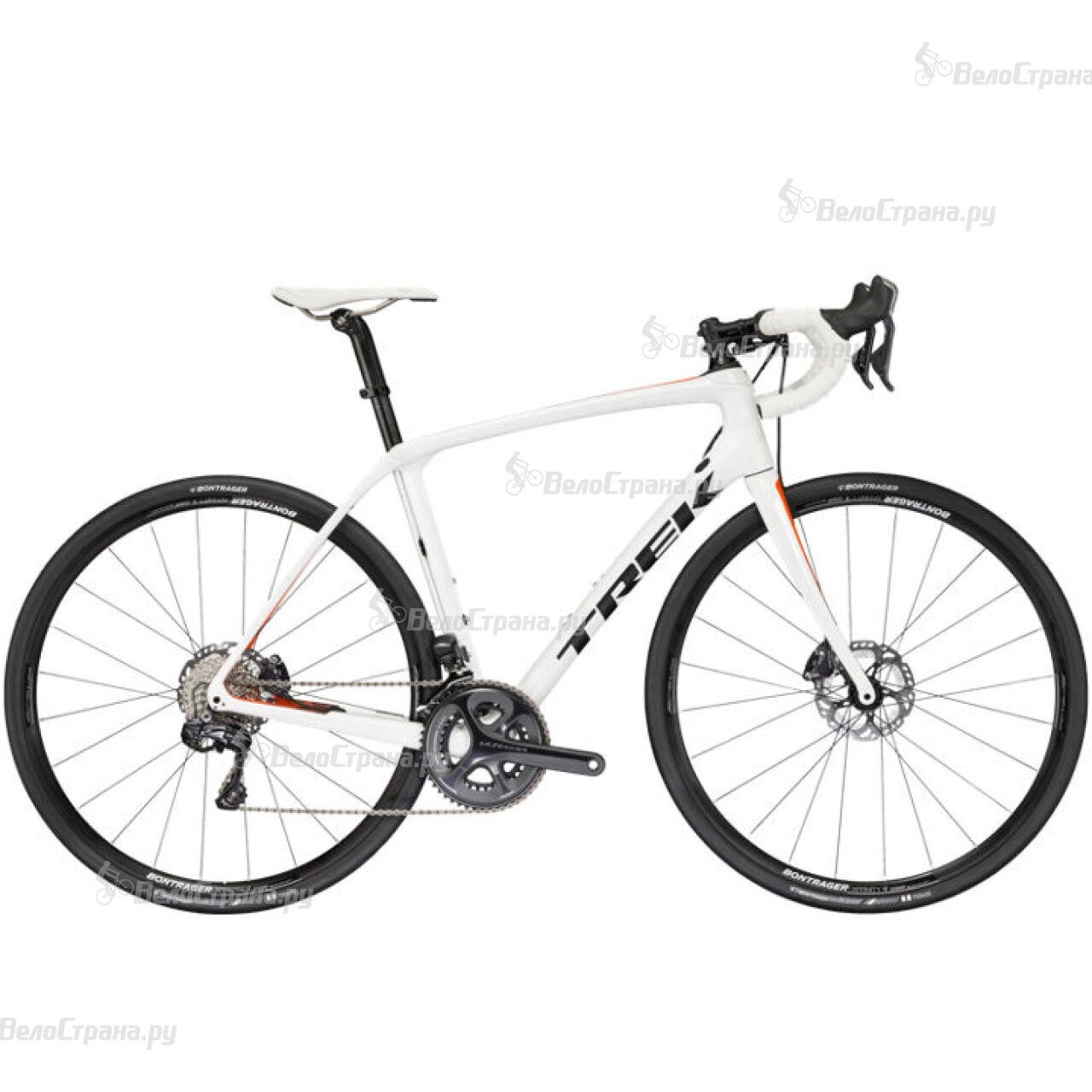 Велосипед Trek Domane SLR 7 Disc (2017) велосипед trek domane alr 4 disc 2017