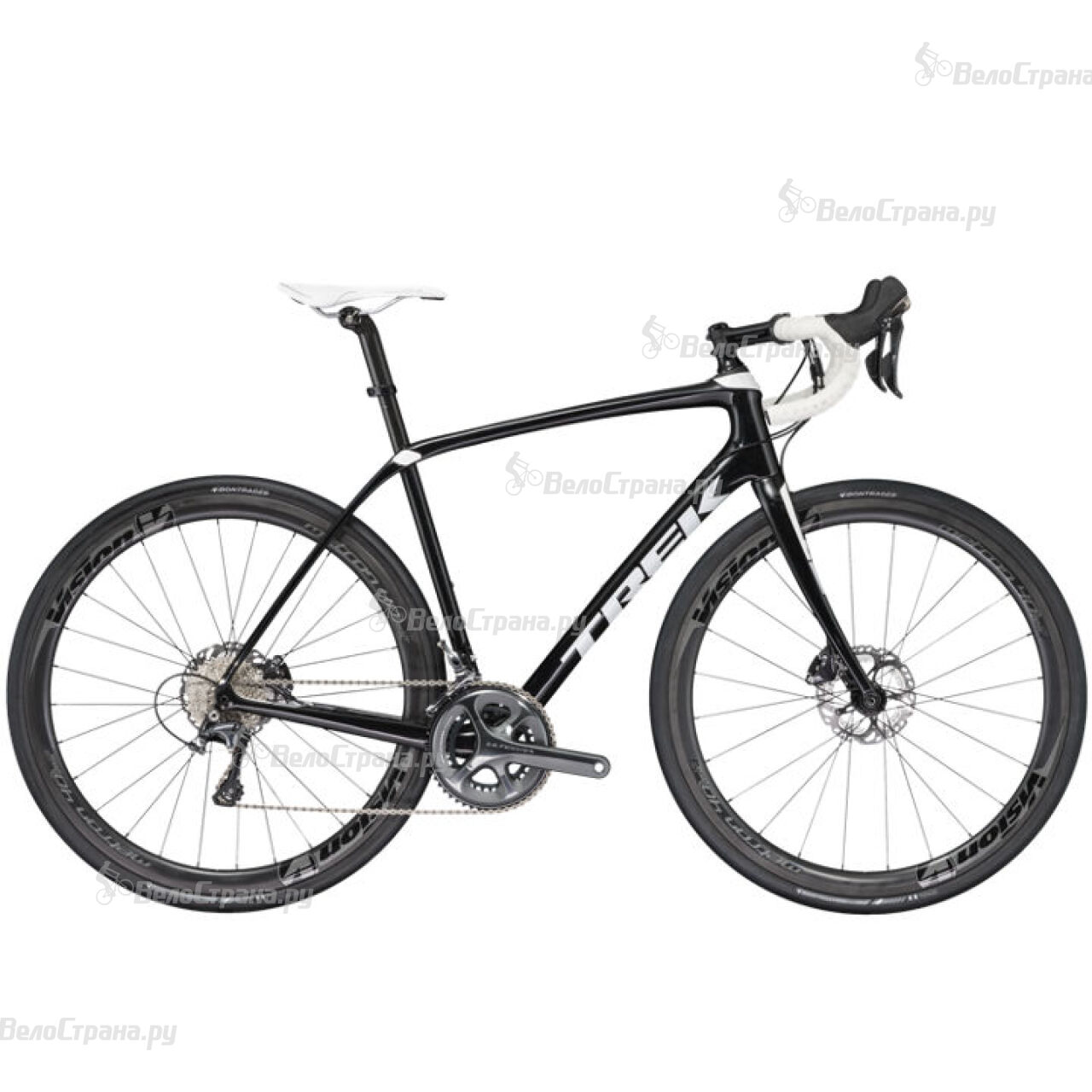 Велосипед Trek Domane SL 6 Disc (2017) велосипед trek domane alr 4 disc 2017
