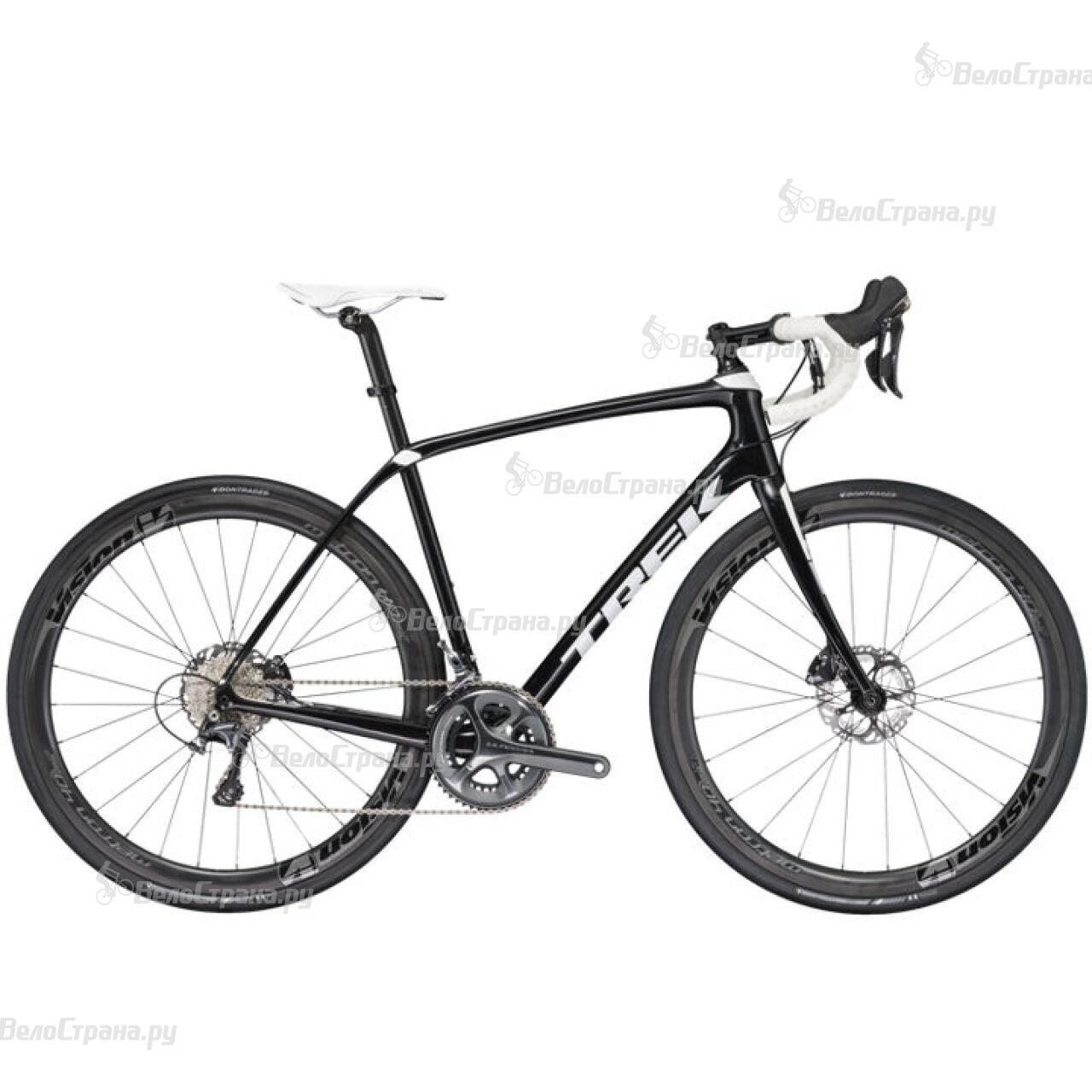Велосипед Trek Domane SL 6 Disc (2017) джинсы billabong джинсы slim outsider denim fw17