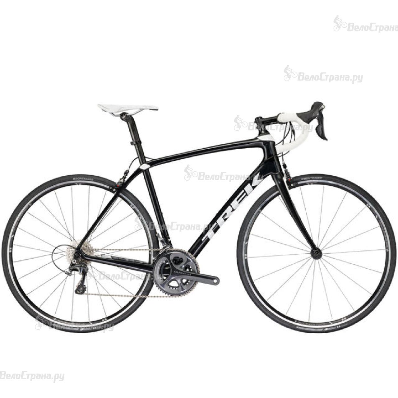 Велосипед Trek Domane SL 6 (2017) велосипед trek domane 6 2 disc 2016