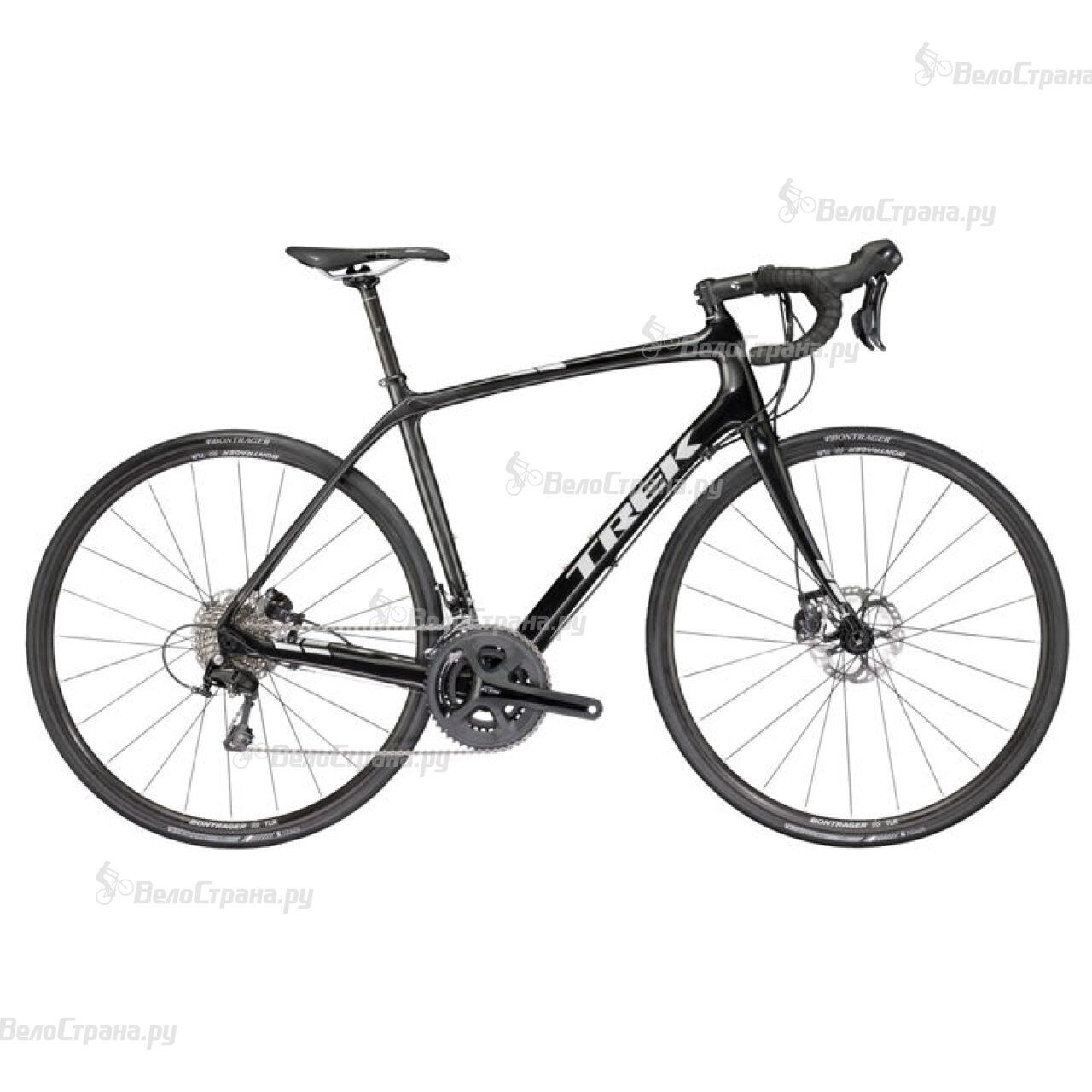 Велосипед Trek Domane S 5 Disc (2017) велосипед trek domane alr 4 disc 2017
